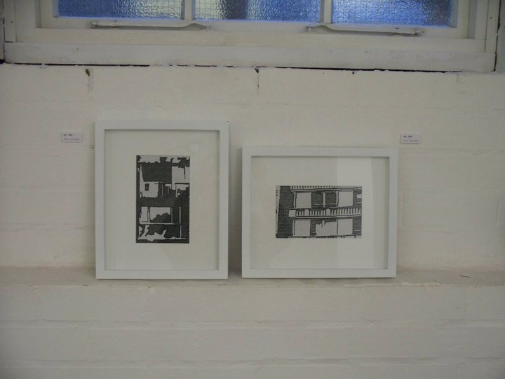 Armed With Needles Exhibition @ Bank Street Arts, Sheffield - S3 7TX & S3 7UD